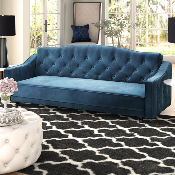 Delanie Sleeper Sofa by House of Hampton