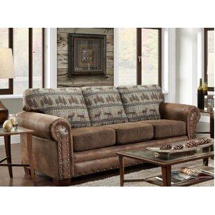 Deer Lodge Sofa by American Furniture Classics