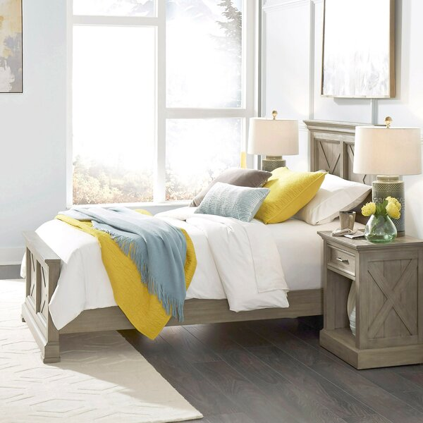 Darin Lodge 2 Piece Bedroom Set by Gracie Oaks Gracie Oaks