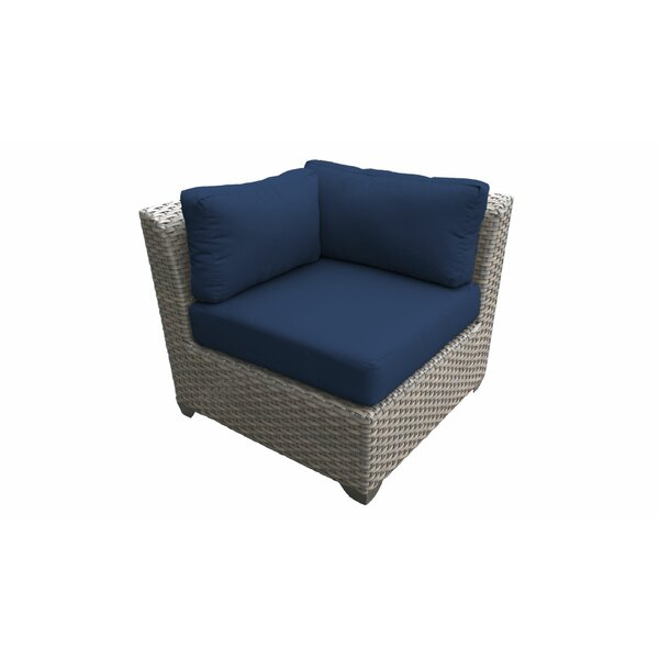 Florence Patio Chair with Cushions by TK Classics