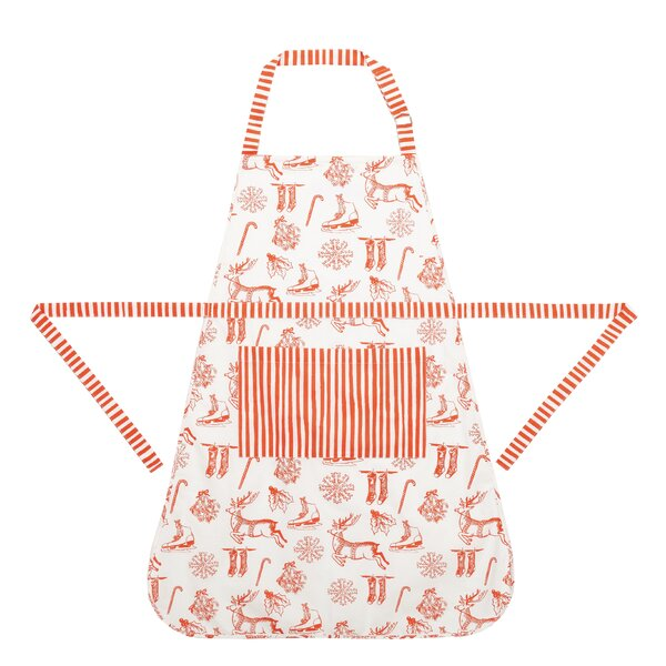Holiday Icon Apron by Makers Collective