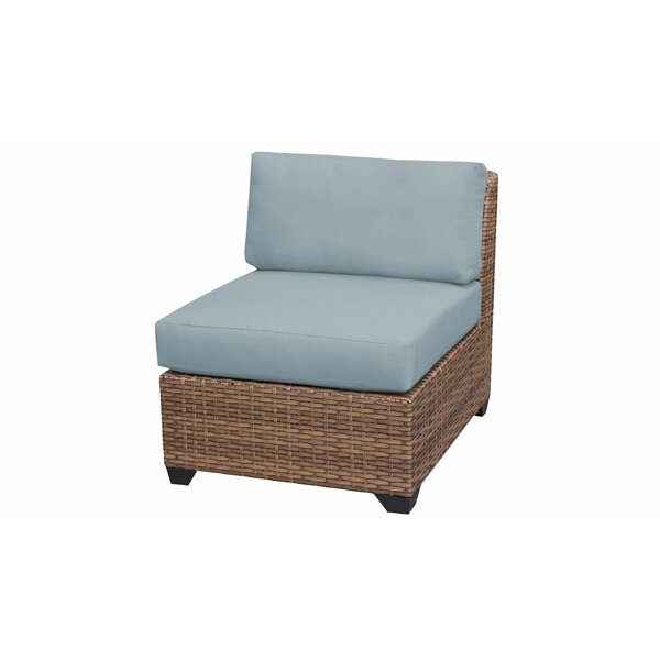Medina Patio Chair with Cushions by Rosecliff Heights