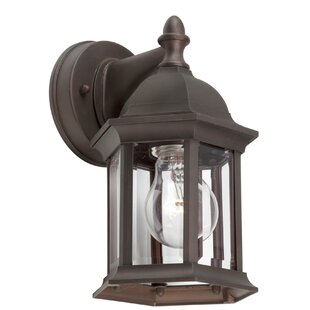Best Choices Joey LED Outdoor Wall Light By Charlton Home