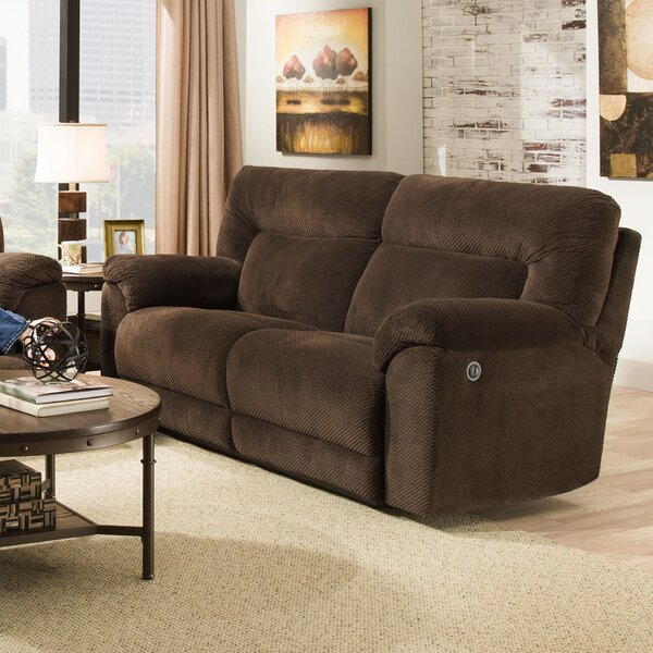 Radclif Simmons Upholstery Motion Reclining Sofa by Darby Home Co
