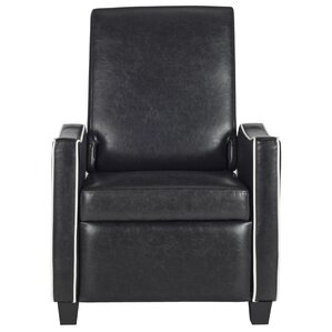 Kittinger Manual Recliner by Alcott Hill