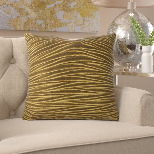 Friddle Luxury Throw Pillow by Everly Quinn