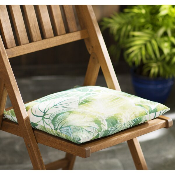 Elyssa Indoor/Outdoor Dining Chair Cushion (Set of 2) by Bayou Breeze