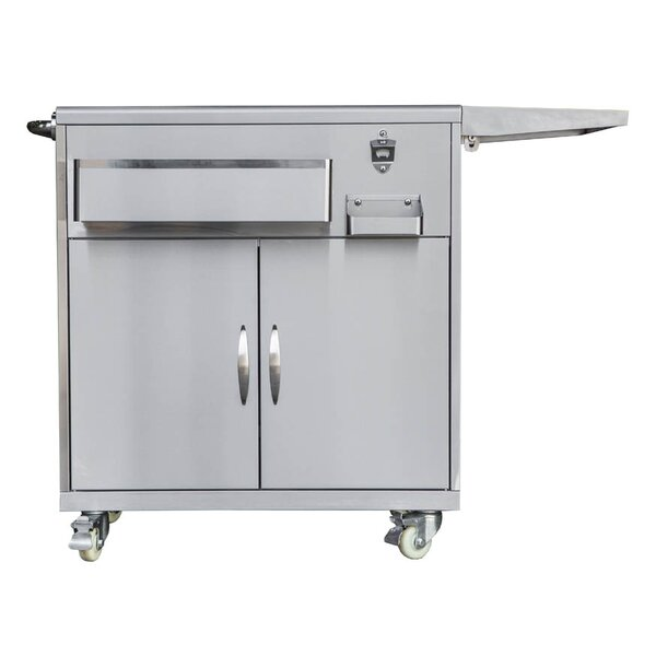 Outdoor Party Grill Cart by Barbeques Galore