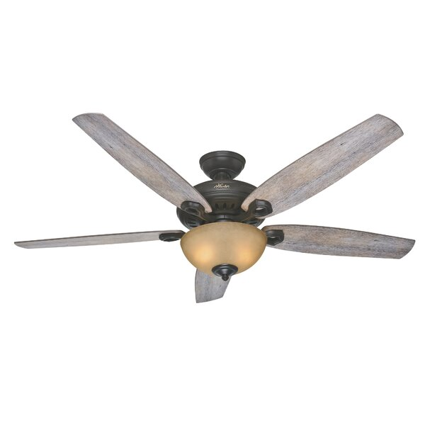 60 Valerian 5-Blade Ceiling Fan by Hunter Fan