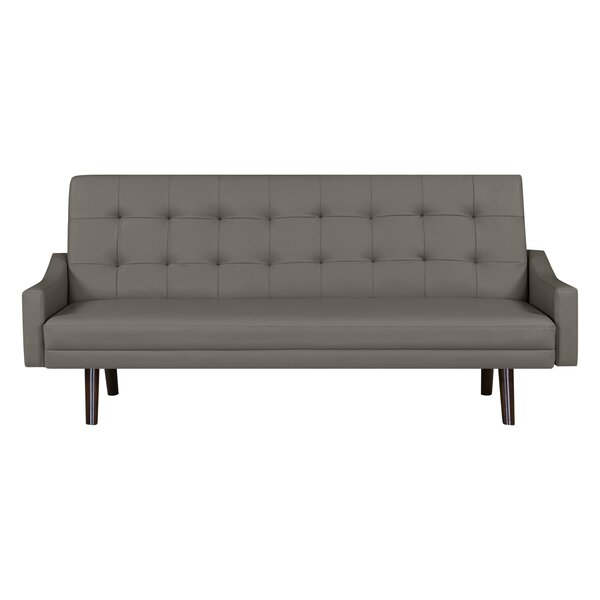 New Look Westbrooks Convertible Sofa Bed by George Oliver by George Oliver