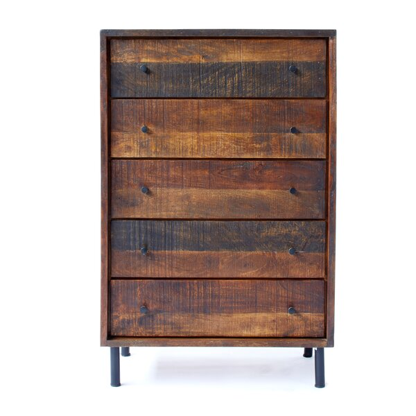 Collinsworth 5 Drawer Chest by Foundry Select