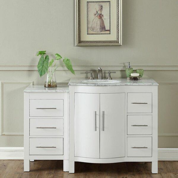 Ruthanne 54 Single Bathroom Vanity Set