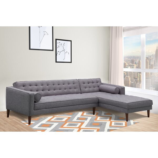 Horncastle Tufted Sectional by Corrigan Studio