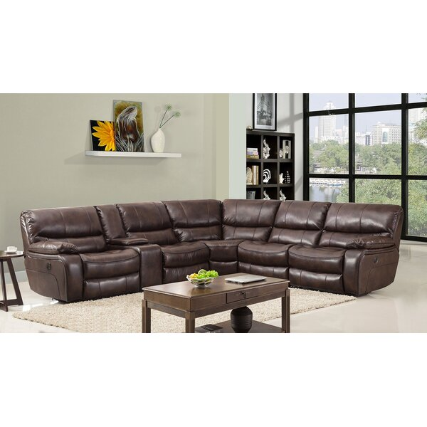 Irizarry Reclining Sectional by Red Barrel Studio
