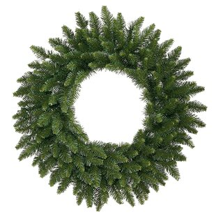 eastern pine artificial christmas wreath - Large Outdoor Christmas Wreath