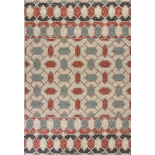 Condon Stone Indoor/Outdoor Area Rug by Loon Peak