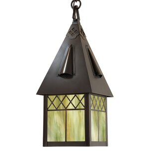 Top Reviews Marquard 1-Light Hanging Lantern By Bloomsbury Market
