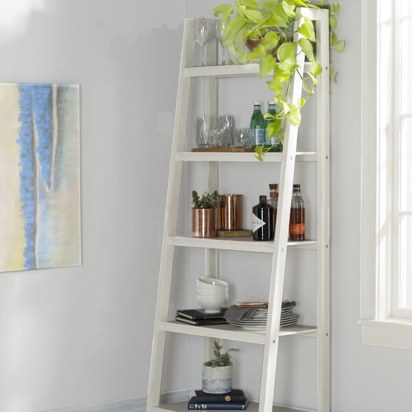 Milagros Ladder Bookcase by Latitude Run