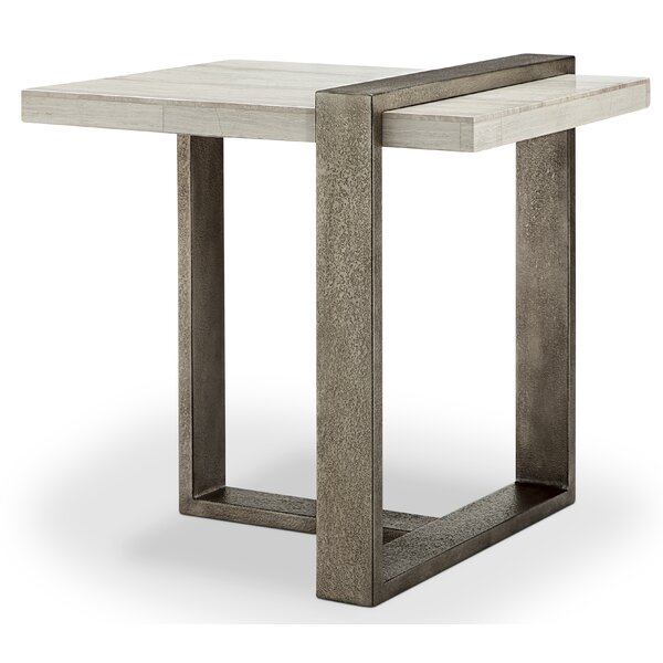 Munoz End Table By Union Rustic