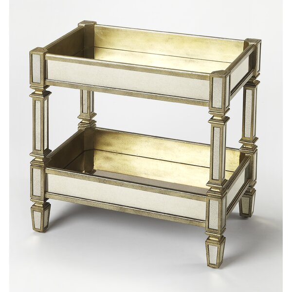 Dabria Bar Cart by Rosdorf Park
