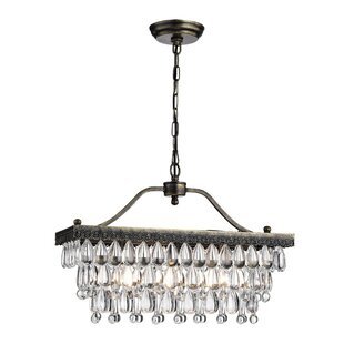 Top Reviews Labonte 3-Light Kitchen Island Pendant By Ophelia & Co.