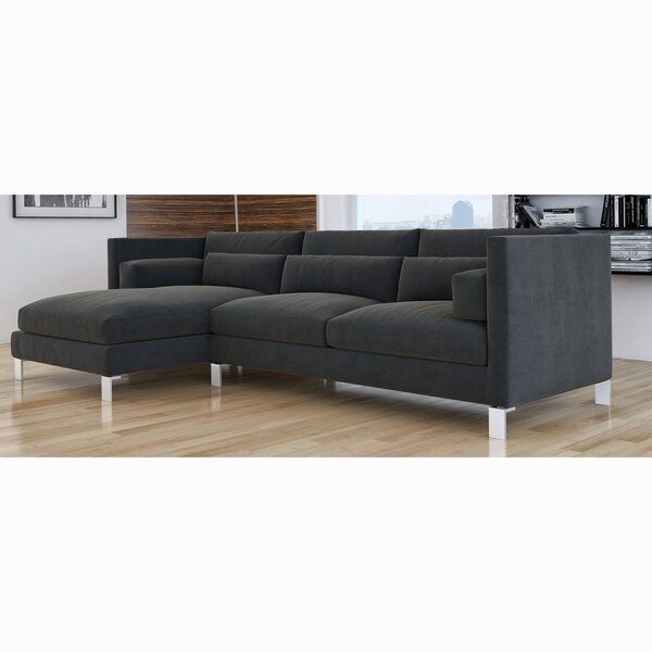 Review Valery Left Hand Facing Sectional