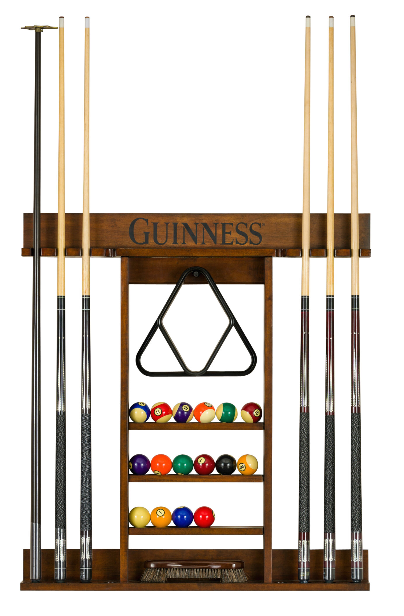 cue pool best master cfm levelbestcornerpoolcuerack level product rack corner hayneedle