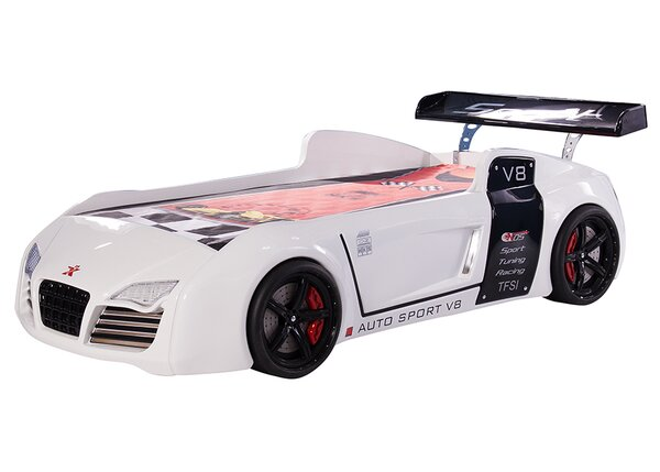 Turbo Auto Sport V8 Race Car Bed by SIA Modern Design