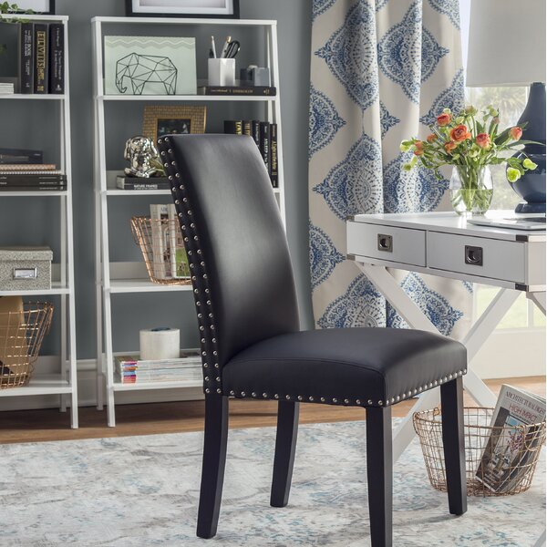 Huebert Side Chair by Charlton Home
