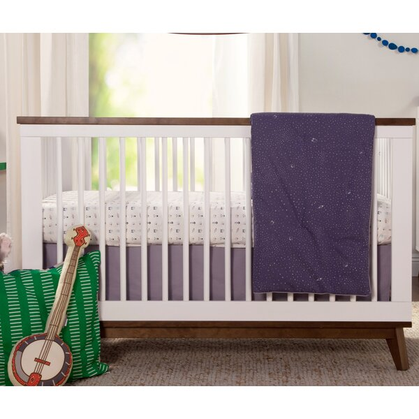 Scoot 3-in-1 Convertible Crib by babyletto
