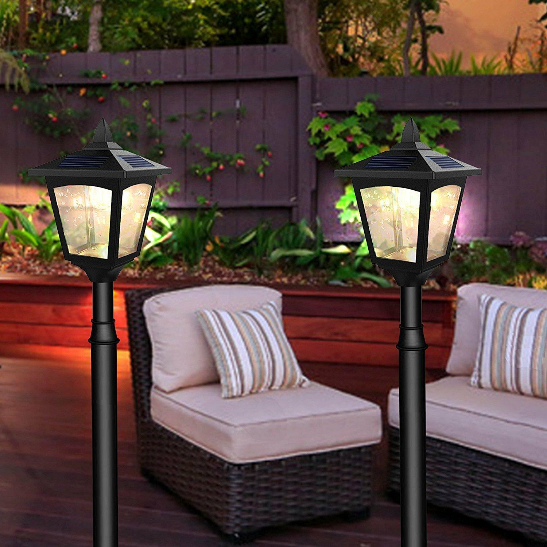 New solar Powered Yard Lights