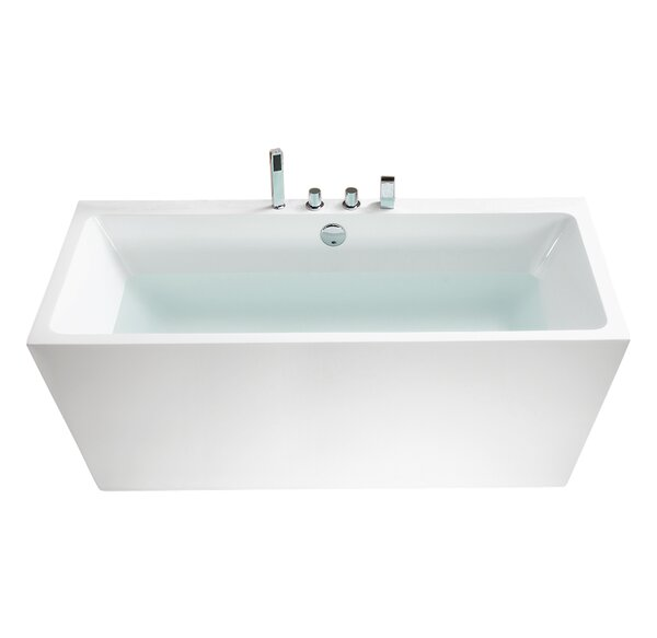 Signature Series 67 x 31.5 Soaking Bathtub by Belvedere Bath