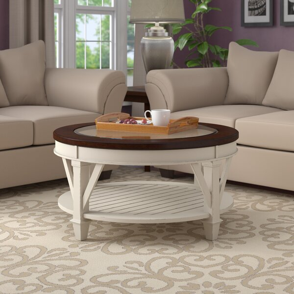 Highland Dunes Round Coffee Tables