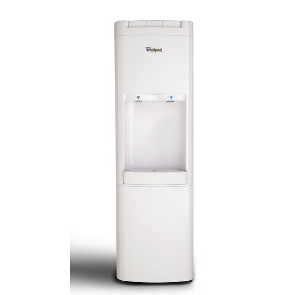 Free-Standing Hot, Cold, and Room Temperature Electric Water Cooler by Whirlpool