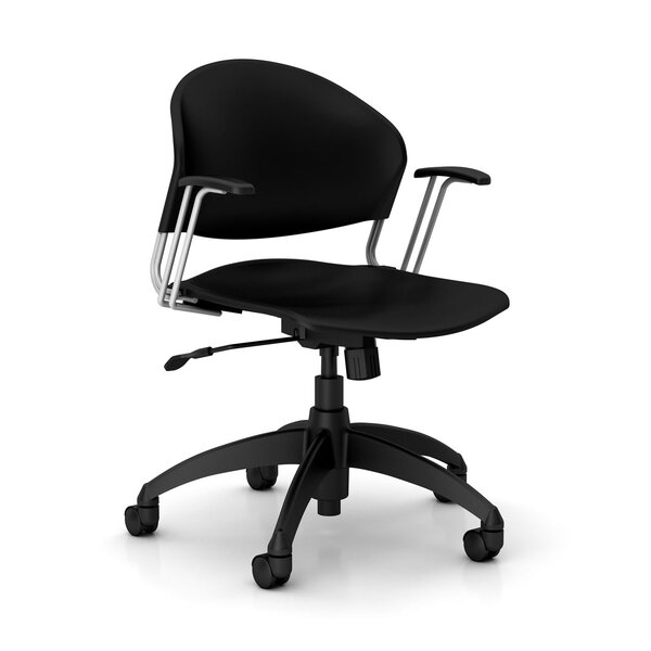 Jet Desk Chair by Trendway