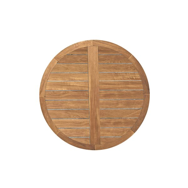 Club Round Teak Table Top by Summer Classics