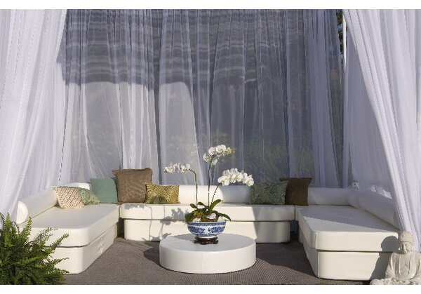 Zen Cabana 13 Piece Sectional Seating Group by La-Fete