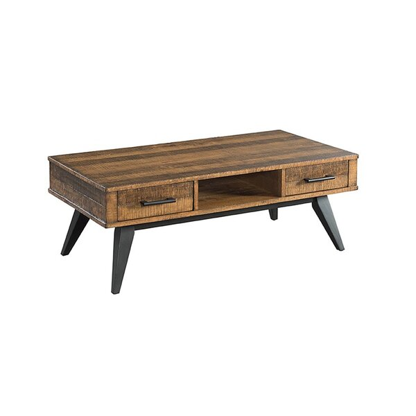 Harlem Coffee Table With Storage