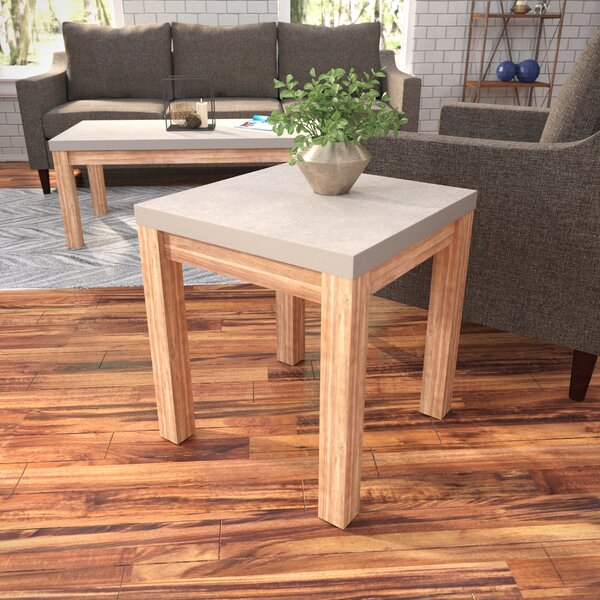 End Table By Rosecliff Heights