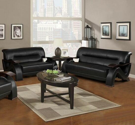 Elsa 2 Piece Living Room Set by Beverly Fine Furniture