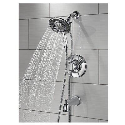 Shower Faucet Tub Chrome photo