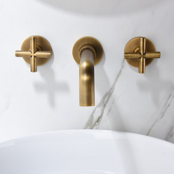 Wall Mounted Bathroom Faucet By Huicheng
