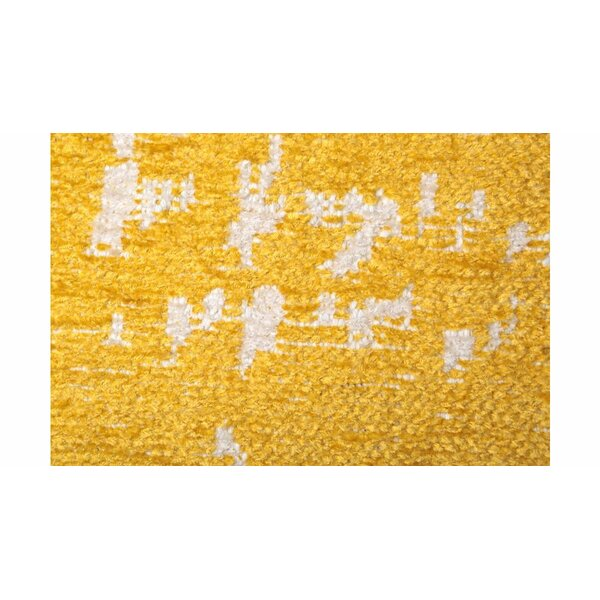 Bindu Yellow/Cream Area Rug by 17 Stories
