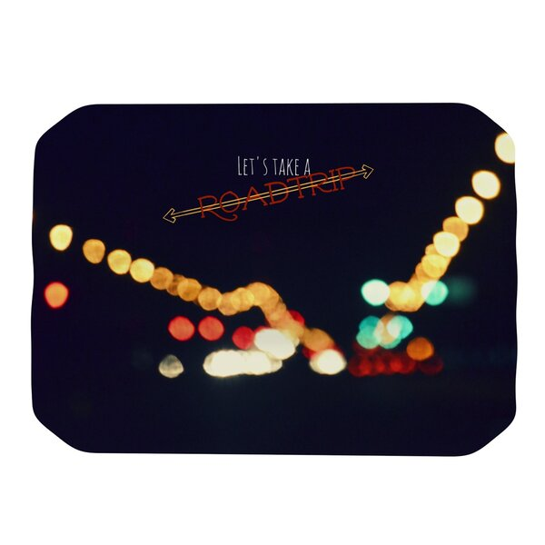 Road Trip Placemat by KESS InHouse