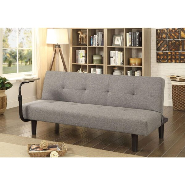 Alcazaba Convertible Sofa by Ivy Bronx