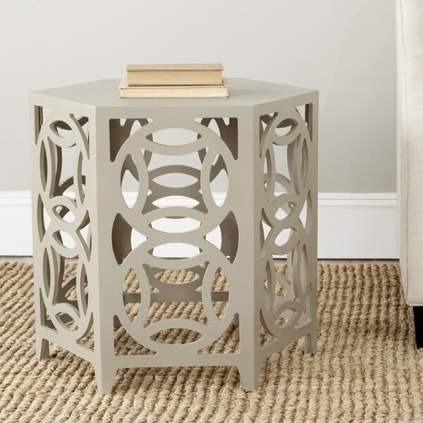 Livingston End Table by World Menagerie