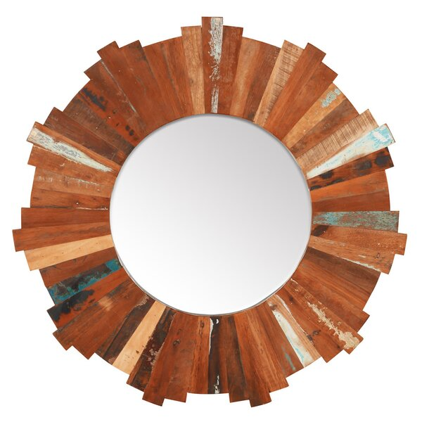 Sun Accent Mirror by Joseph Allen