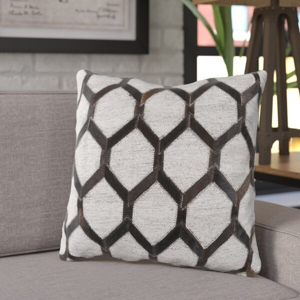Rexburg Geometric Throw Pillow by Trent Austin Design