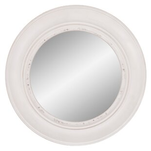 Ophelia & Co. Godley Distressed Wall Mounted Mirror
