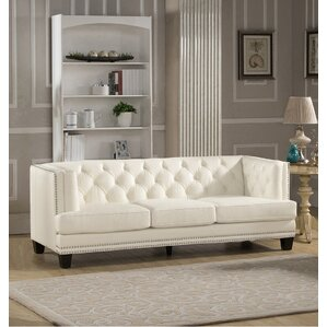 Newport Leather Chesterfield Sofa : newport sectional - Sectionals, Sofas & Couches